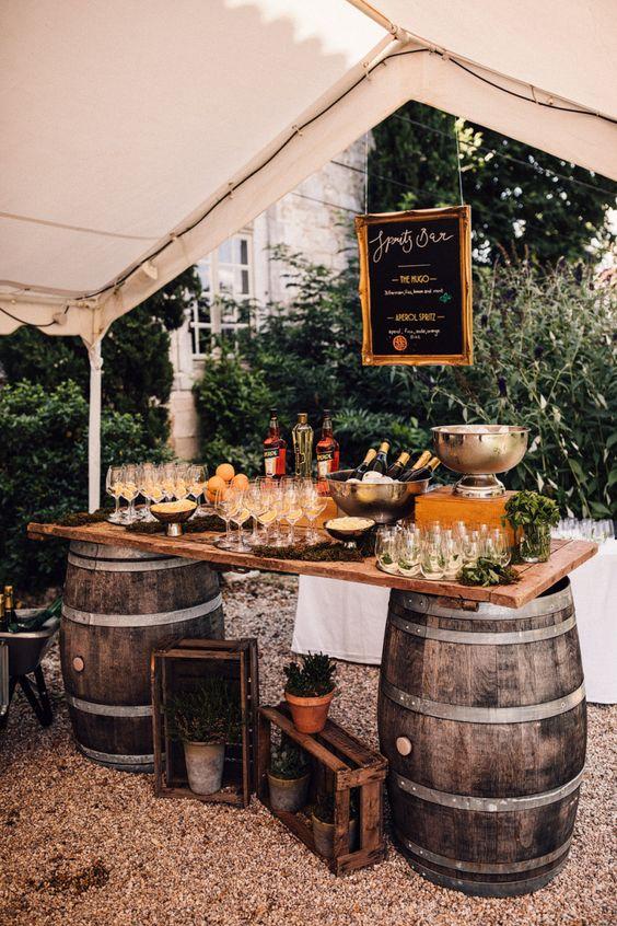 atrakcje weselne bar