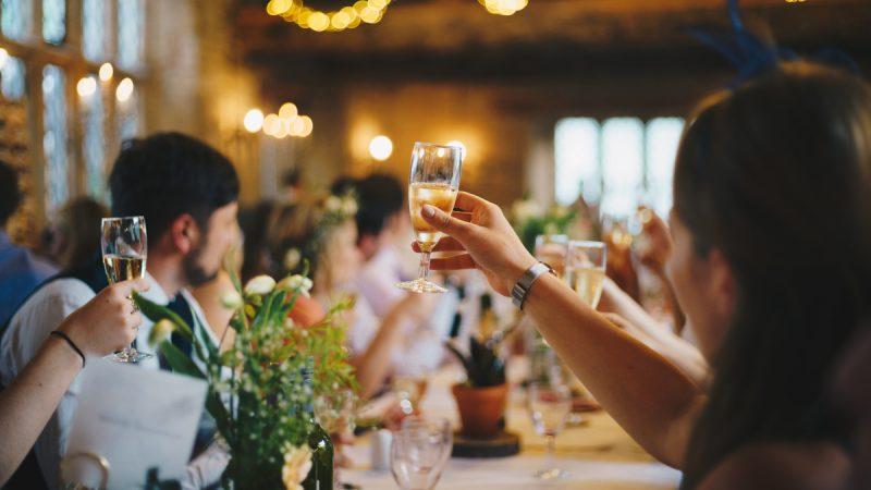 usadzanie gości weselnych